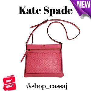 NWOT Kate Spade Pink Crossbody Bag